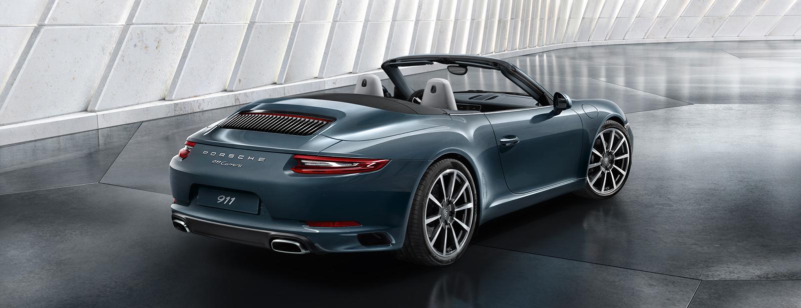Porsche Werkstatt-Ersatzfahrzeuge