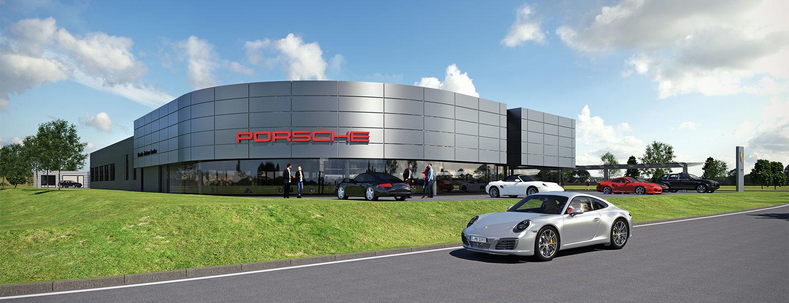 Faszination Porsche | Landau